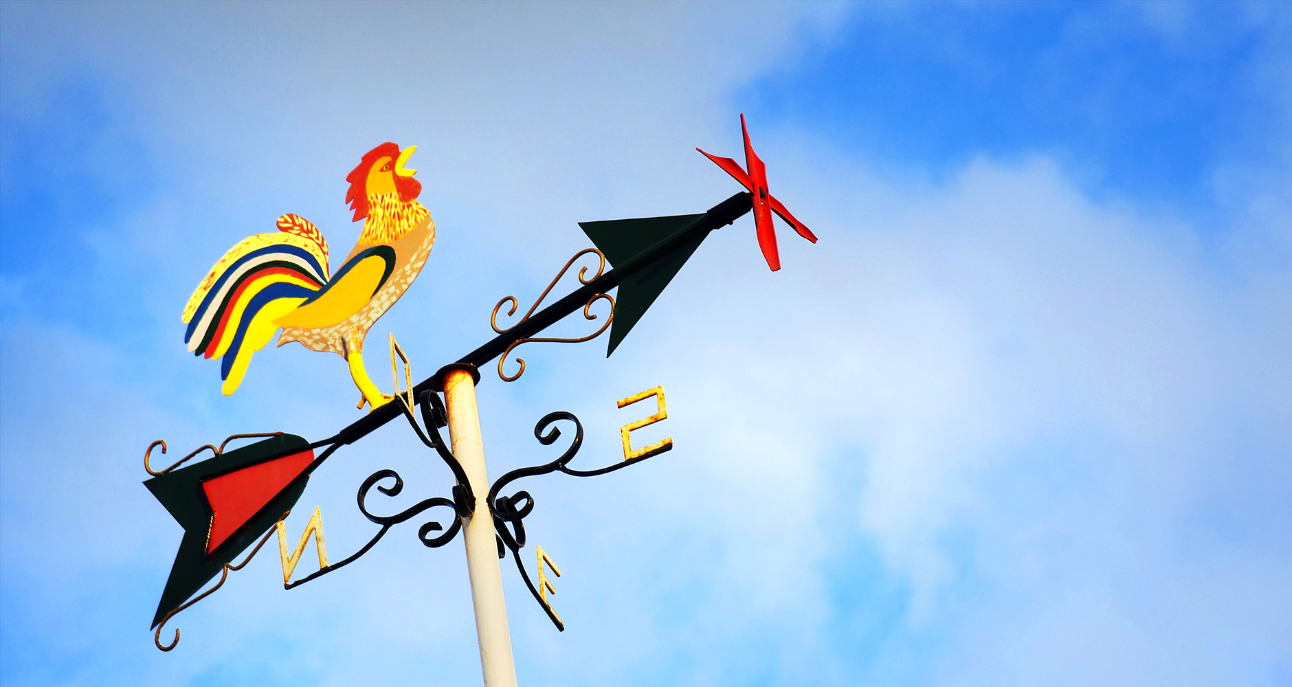 Weathervanes-Why-Roosters-i42739646